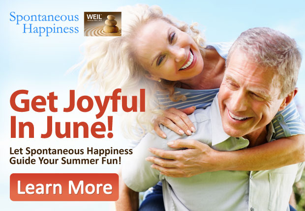 Get Joyful in June! Let Spontaneous Happiness Guide Your Summer Fun! Begin your 10-day Free Trial now...